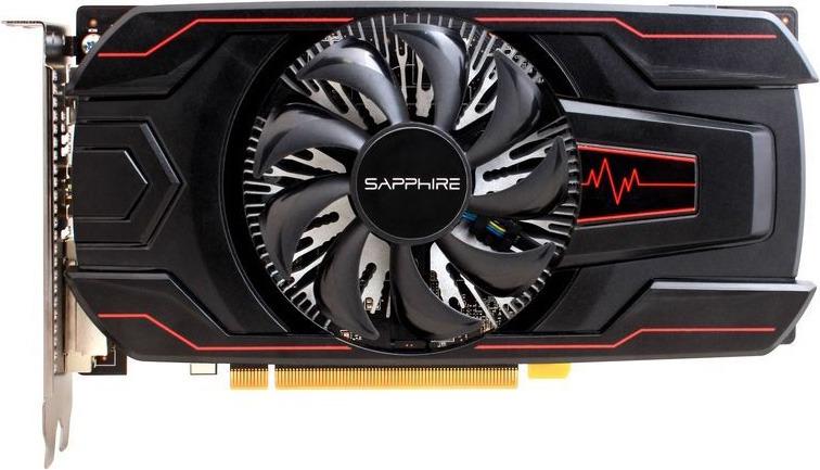 Видеокарта Sapphire Pulse Radeon RX 560 OC 2GB, 11267-22-20G цена и фото