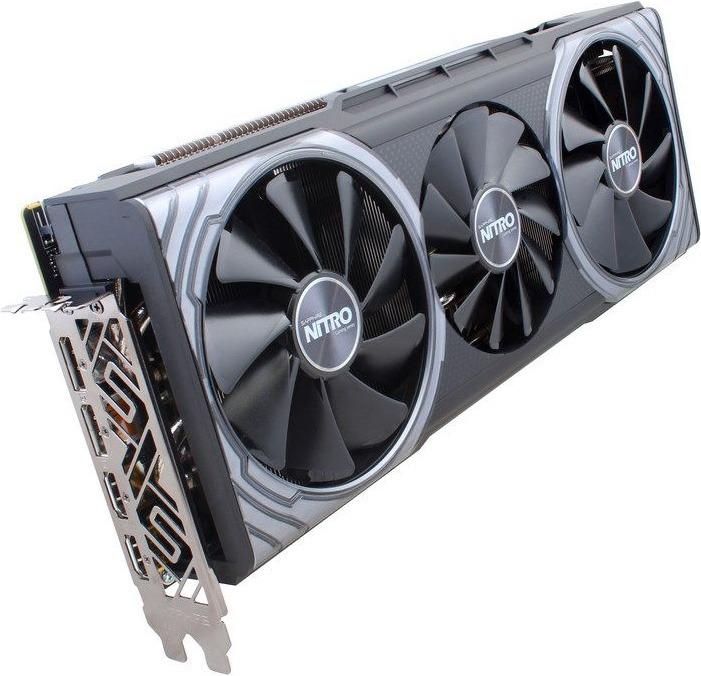 Видеокарта Sapphire Nitro+ Radeon RX Vega 64 8GB, 11275-03-40G