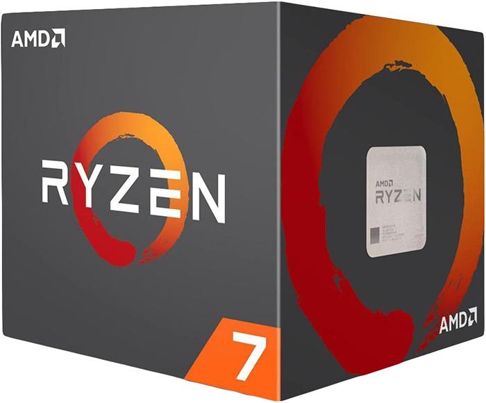 Процессор AMD Ryzen 7 2700, YD2700BBAFBOX