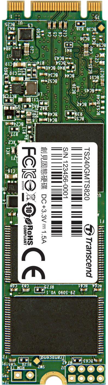SSD накопитель Transcend 120GB, TS120GMTS820S ssd накопитель transcend ts120gmts820s 120гб m 2 2280 sata iii