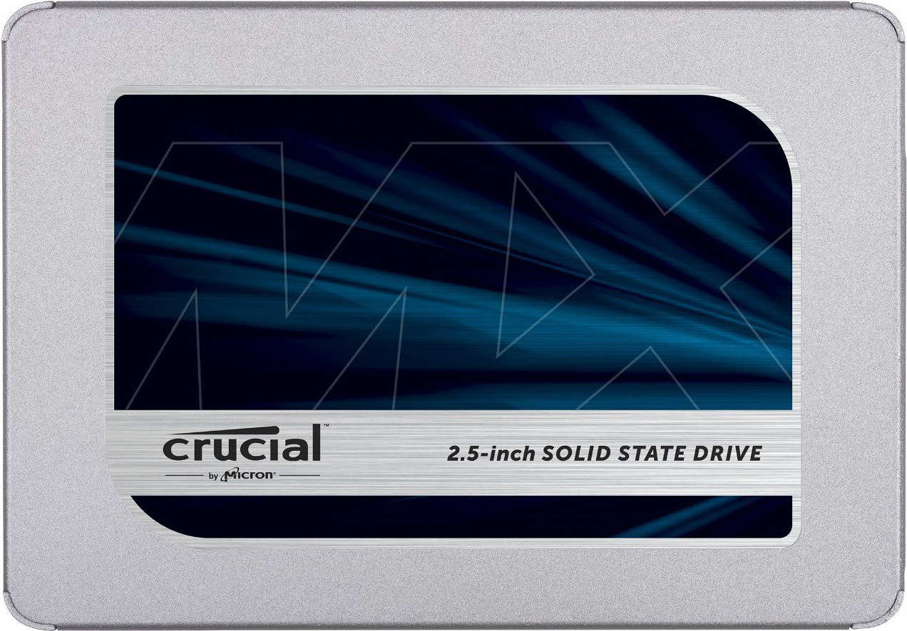 SSD накопитель Crucial MX500 250GB, CT250MX500SSD1N цена
