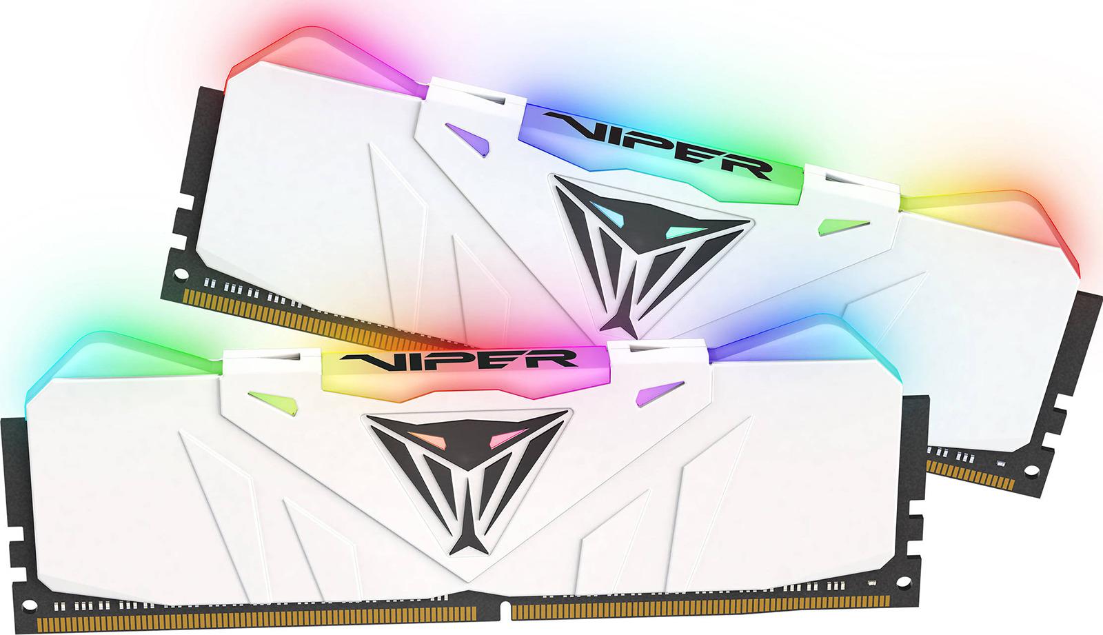 Модуль оперативной памяти Patriot DDR4 2x8Gb 3200MHz, PVR416G320C6KW модуль оперативной памяти crucial single rank ddr4 8gb 2400мгц