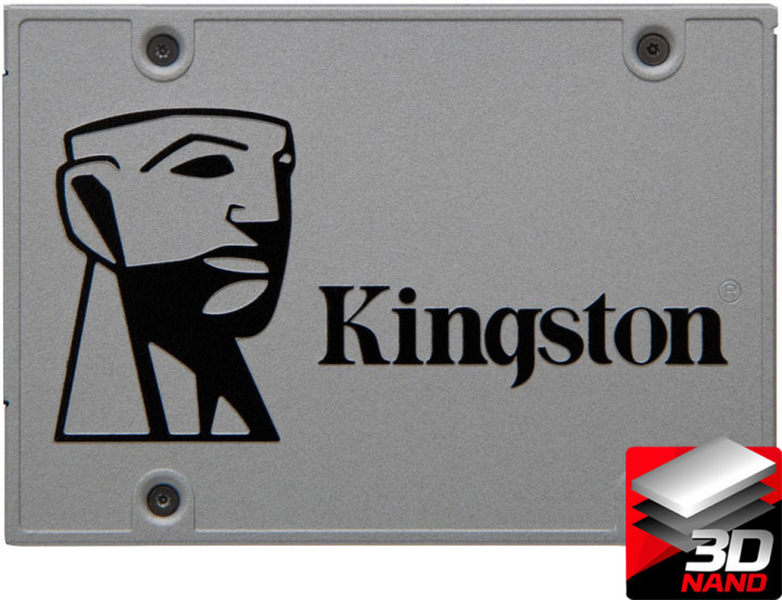 SSD накопитель Kingston UV500 240GB, SUV500/240G