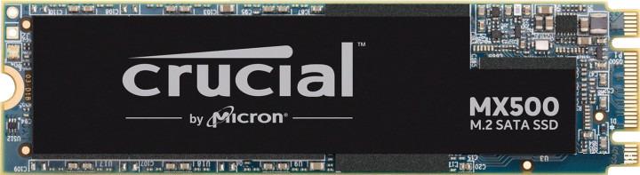 SSD накопитель Crucial MX500 500GB, CT500MX500SSD4N цена и фото