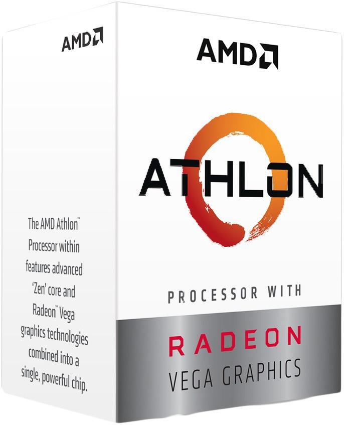 Процессор AMD Athlon 200GE, YD200GC6FBBOX цена 2017