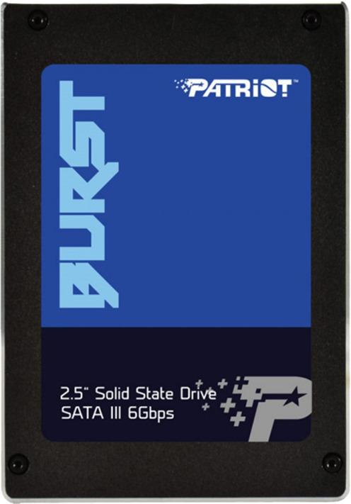SSD накопитель Patriot Burst 960GB, PBU960GS25SSDR ssd твердотельный накопитель 2 5 240 gb foxline sata iii flssd240x3