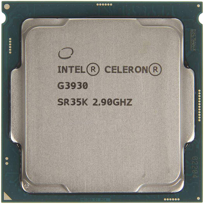 Процессор Intel Celeron G3930, 1093321