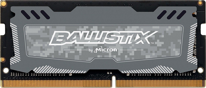 Модуль оперативной памяти Crucial DDR4 4Gb 2666MHz, BLS4G4S26BFSD модуль оперативной памяти crucial single rank ddr4 8gb 2400мгц