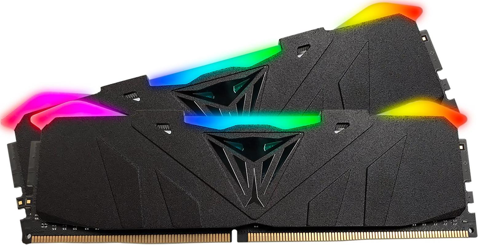 Модуль оперативной памяти Patriot DDR4 2x8Gb 4133MHz, PVR416G413C9K