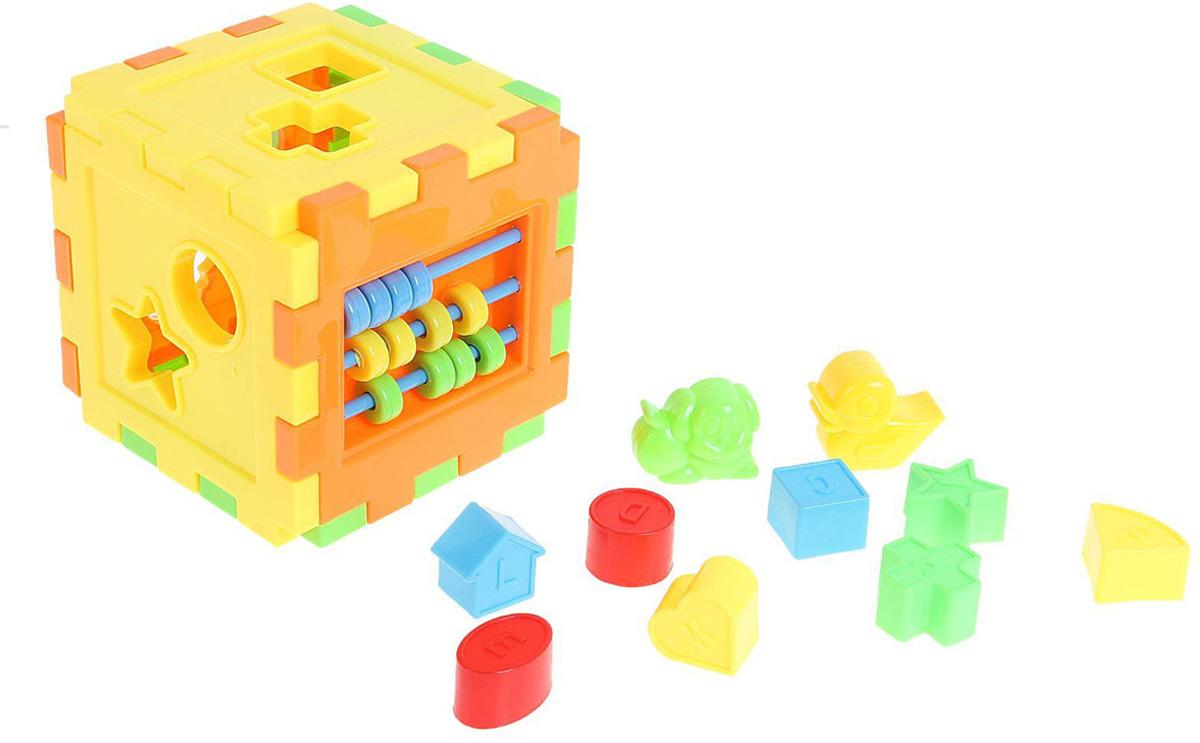 """Сортер """"Куб"""", со счетами, 668915"""