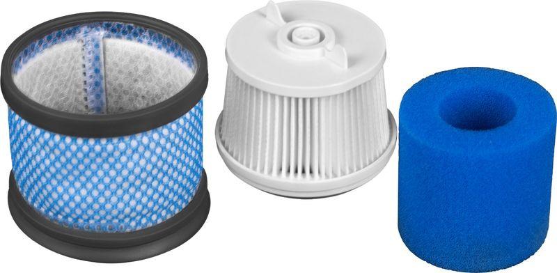 Фильтр для пылесоса Redmond, H13RV-UR360, синий thomas 787244 набор нера фильтров для пылесоса хт хs