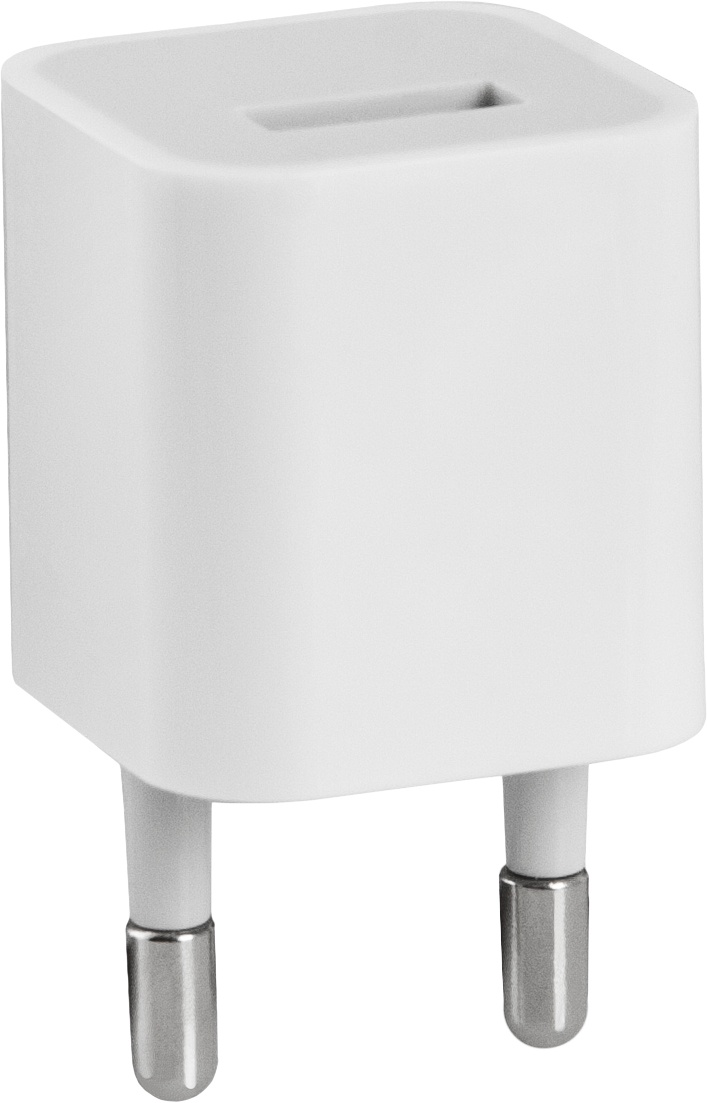 Сетевой адаптер Defender EPA-01 1 USB 5V/1А, 83523