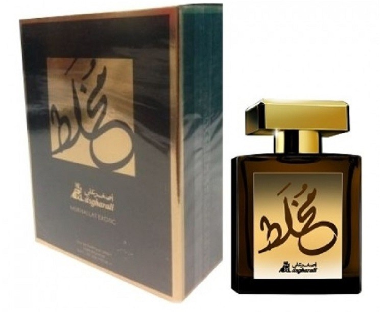 MUKHALLAT EXOTIC / Мухаллат Экзотический 100 ml. (Парфюмированная Вода) Asgharali asgharali lulutal bahrain