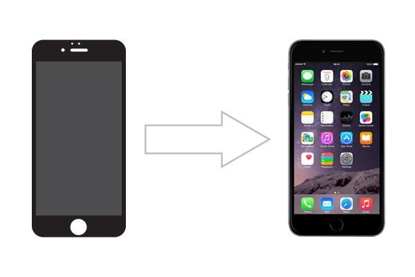Защитное стекло Ainy для Apple iPhone 7 Plus/8 Plus на полный экран, AF-A885B, белый защитное стекло ainy для apple iphone 7 plus 8 plus af a565