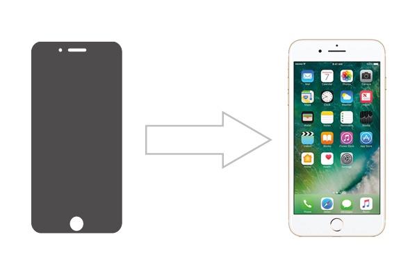 Защитное стекло Ainy для Apple iPhone 7 Plus/8 Plus на полный экран, AF-A885A, черный защитное стекло ainy для apple iphone 7 plus 8 plus af a565
