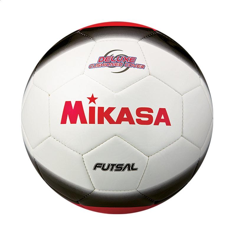 Мяч футбольный Mikasa American Futsal, белый, черный цена