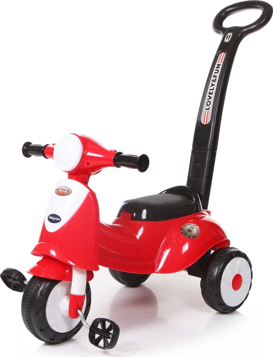Baby Care Каталка детская Smart Trike цвет красный