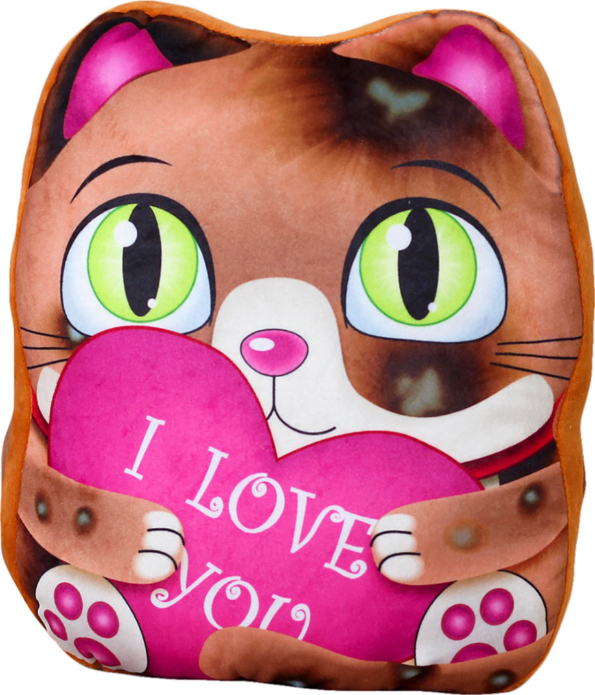 Мягкая игрушка Милый котик, 3251456 мягкая игрушка infantino милый львенок