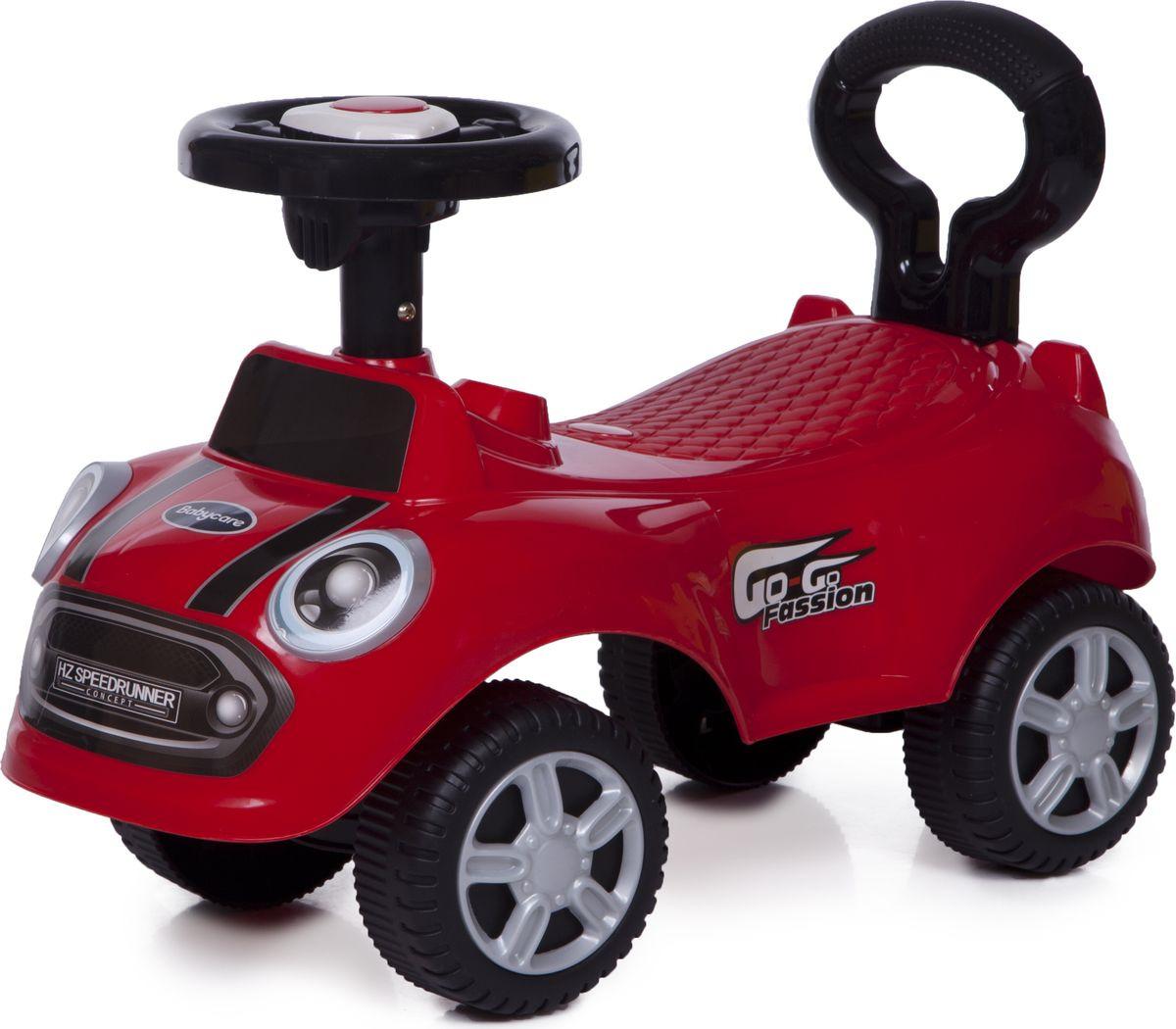 Baby Care Каталка детская Speedrunner цвет красный