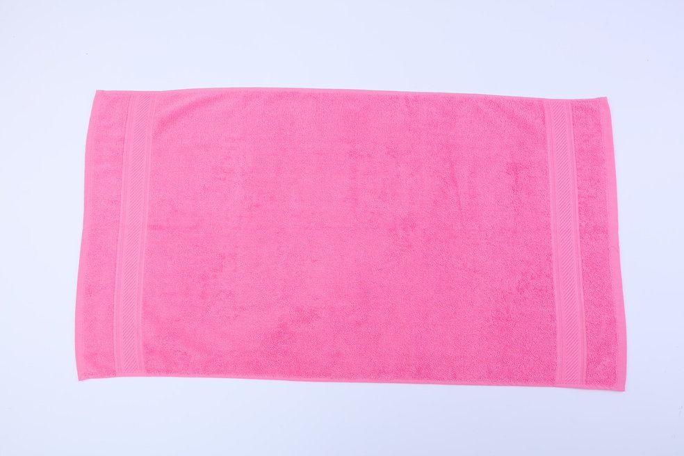 Полотенце банное Василиса Полотенце 70х130см розовый Конфетти махровое полотенце махровое василиса флер цвет морская волна