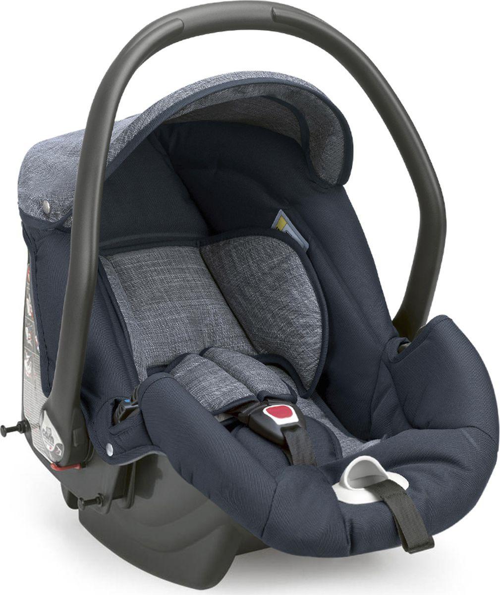 Автокресло Cam Area Zero+, до 13 кг, S138/625, серый, синий цена
