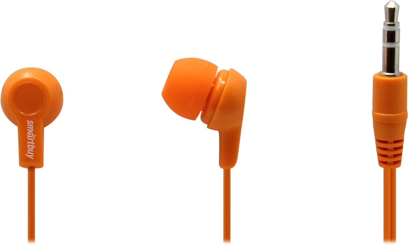 Наушники MP3 Smartbuy JAZZ SBE-730, Orange