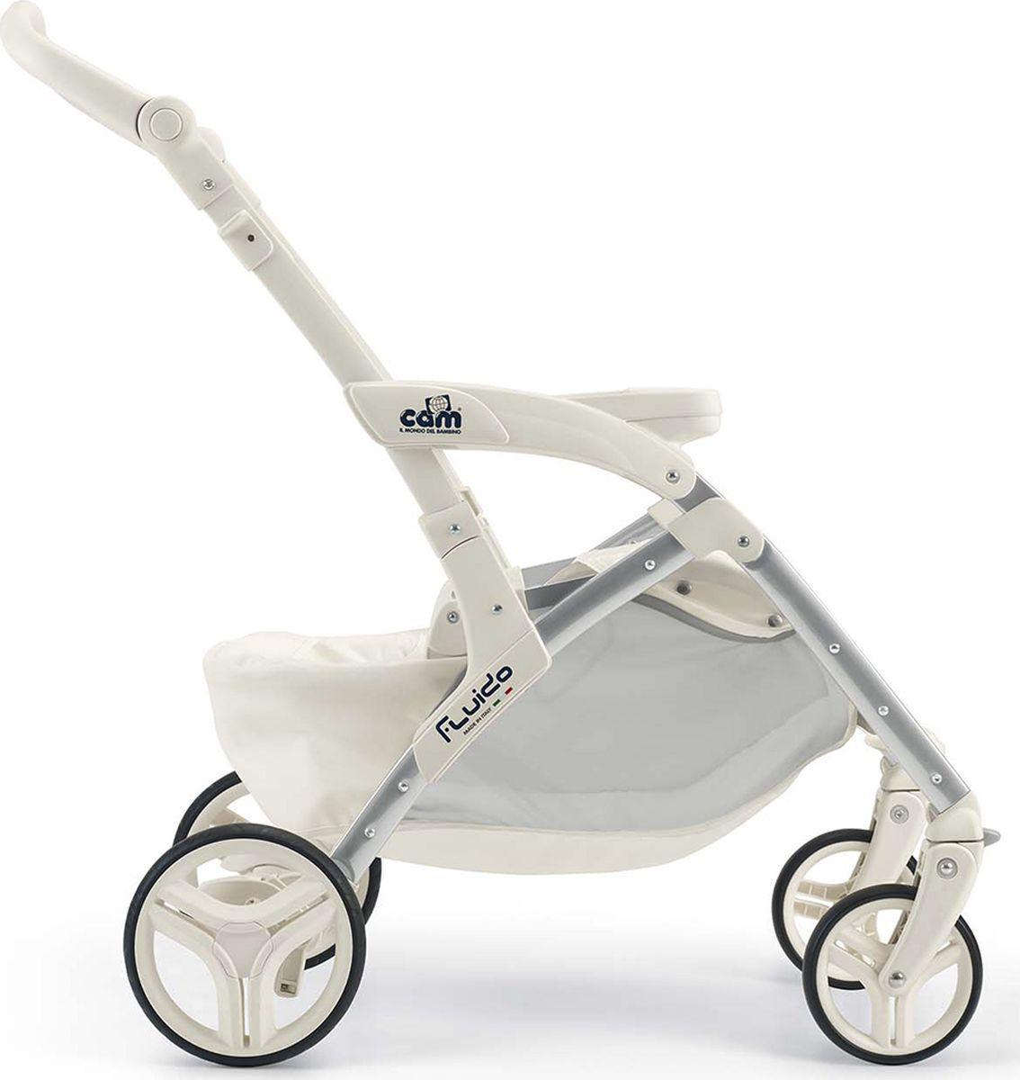 Шасси к коляске Cam Dinamico Up, 897T/V10, белый