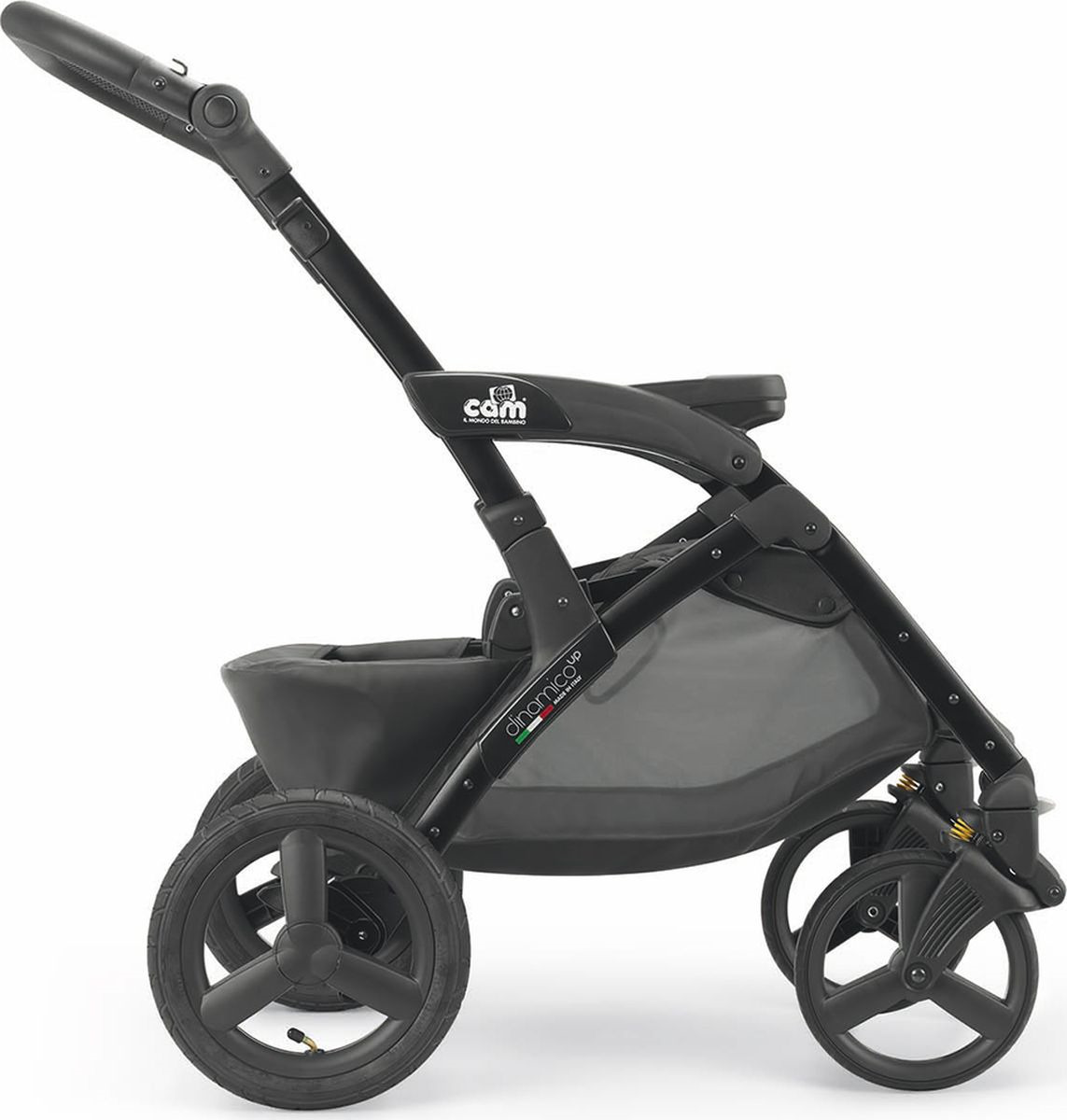 Шасси к коляске Cam Dinamico Up, 897T/V90, черный