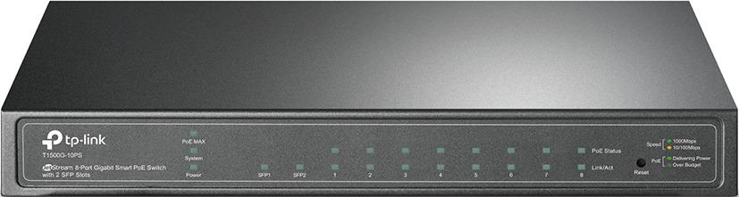 Коммутатор TP-Link JetStream, управляемый simon siemon zm6a s02m 06b ультра шесть экранированная перемычка rj45 2 м синий гигабитный галогеновый галоген