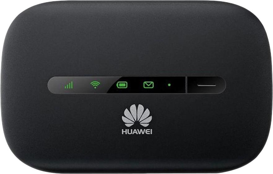 USB-модем Huawei e5330Bs-2 + роутер, 51071DPH, черный usb модем alcatel link zone роутер mw40v 2balru1 белый