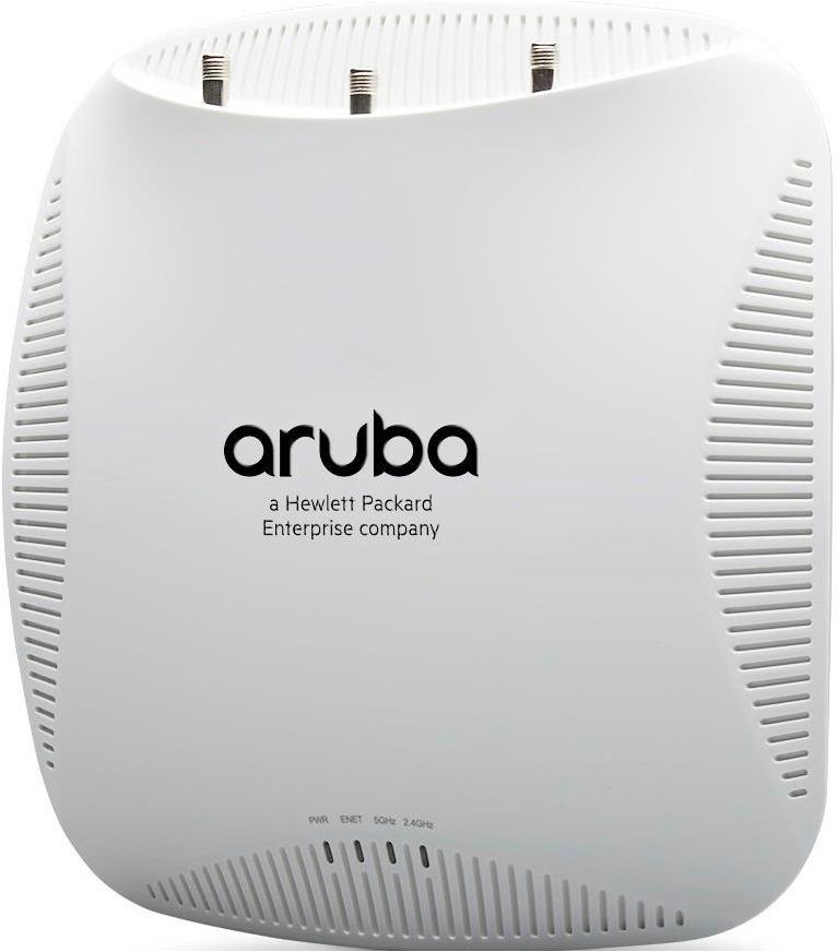 Точка доступа HPE Aruba AP-215, JW170A, белый точка доступа totolink cp900 цвет белый