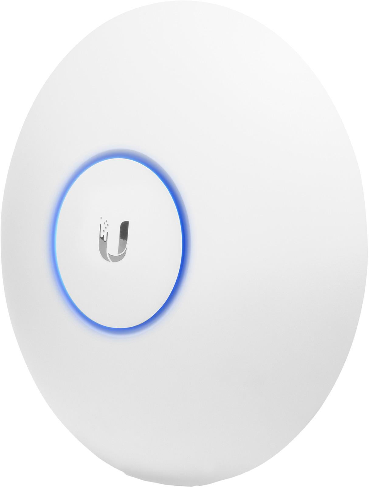 Точка доступа Ubiquiti, UAP-AC-LR(EU), белый