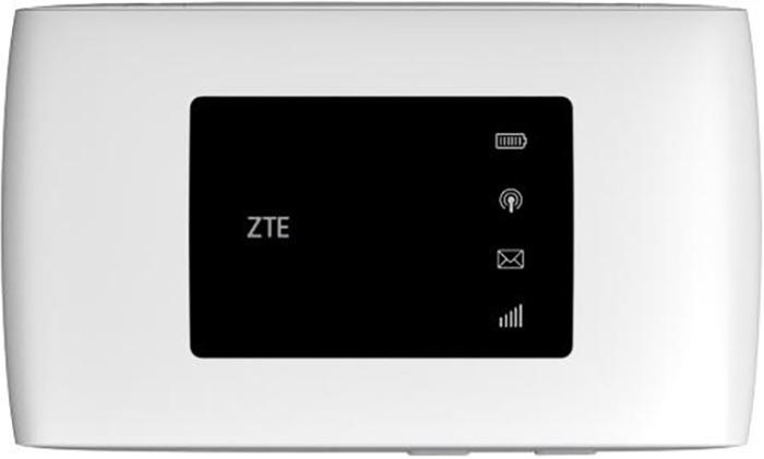 USB-модем ZTE MF920T1 + роутер, MF920, белый zte mf833r белый