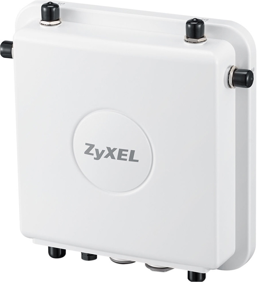 Точка доступа Zyxel WAC6553D-E, WAC6553D-E-EU0201F, белый