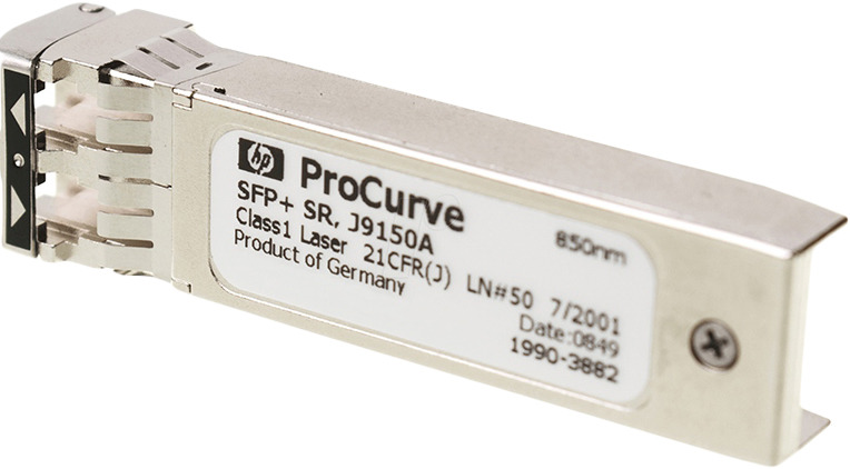Трансивер HPE ProCurve, J9150A