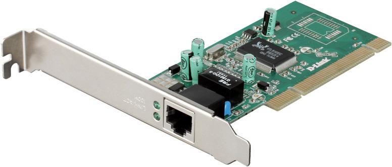 Сетевой адаптер D-Link Gigabit Ethernet DGE-528T, 20 шт