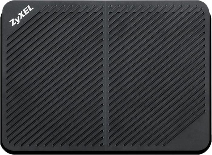 Маршрутизатор Zyxel P-792H v3, P-792HV3-RU01V1F, черный