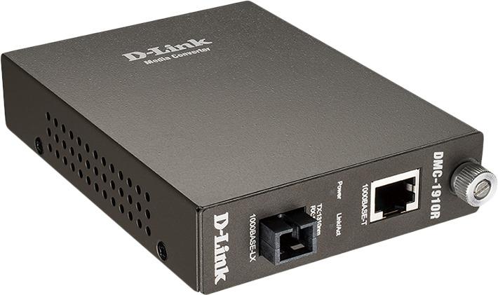 Медиаконвертер D-Link DMC-1910T/A9A