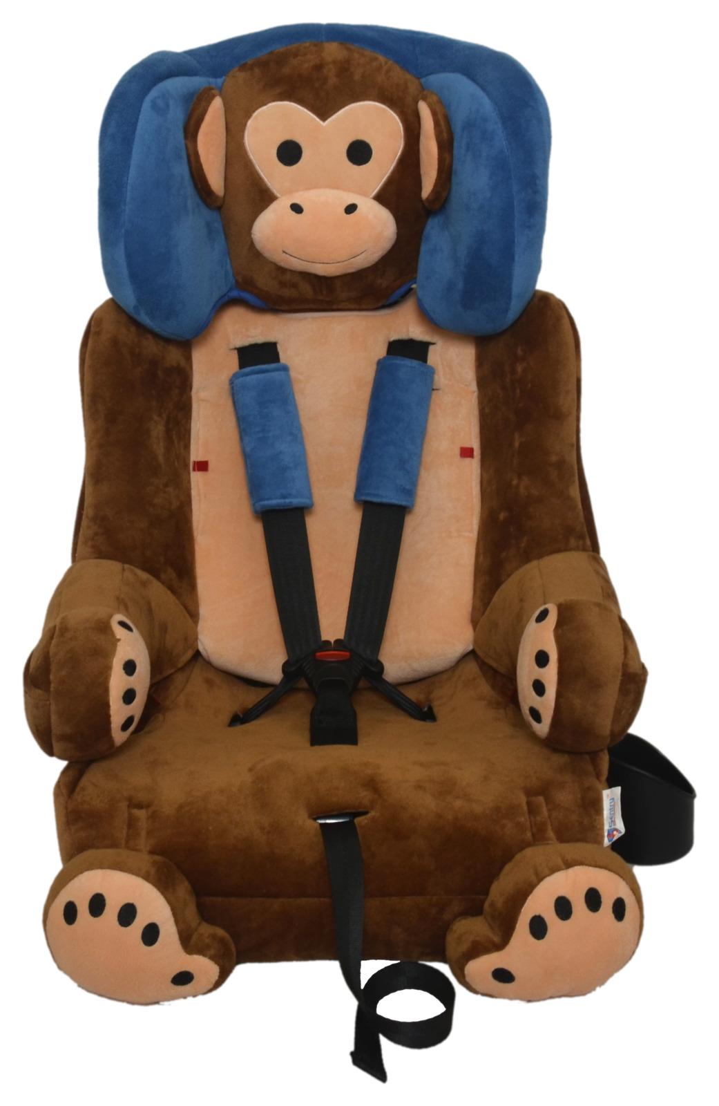 Sentry Baby Products Автокресло Обезьянка от 9 до 36 кг