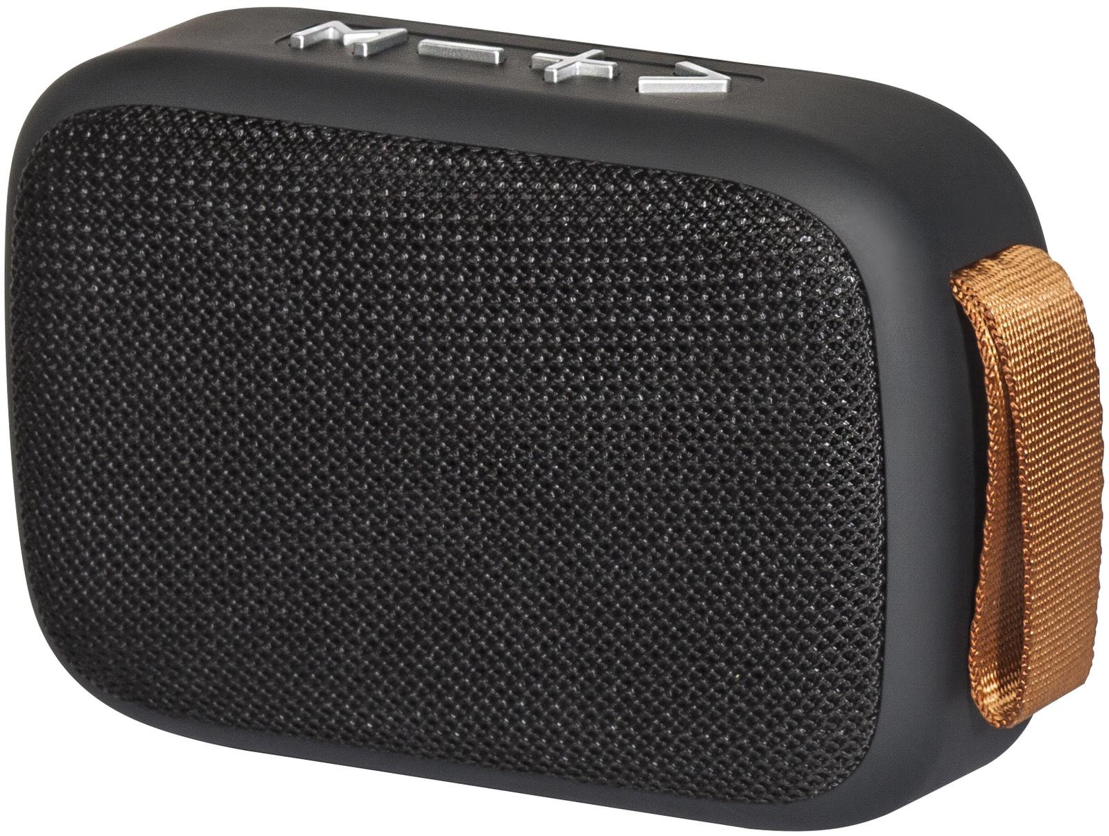 Беспроводная колонка Defender Enjoy S300 Bluetooth, черный портативная колонка defender enjoy m800 черная