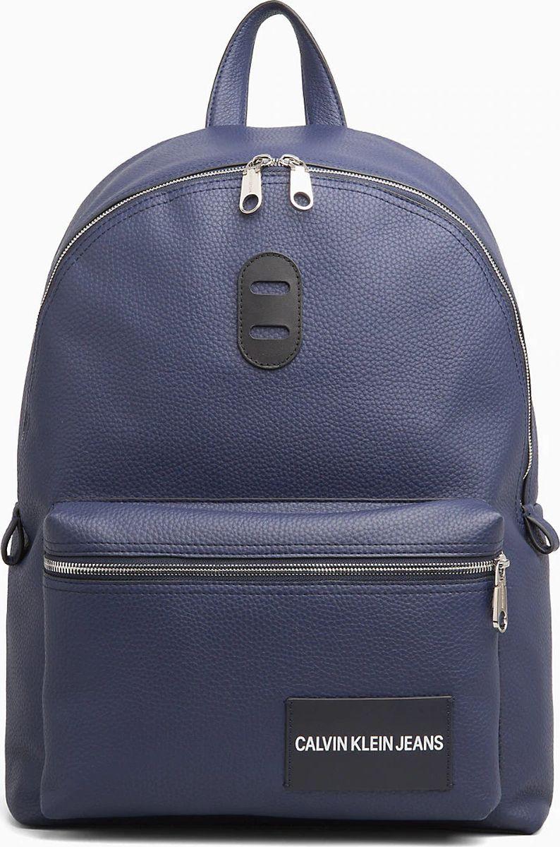 Рюкзак мужской Calvin Klein, K40K400656/453, синий рюкзак мужской quiksilver everydaypostemb m eqybp03501 bng0 королевский синий