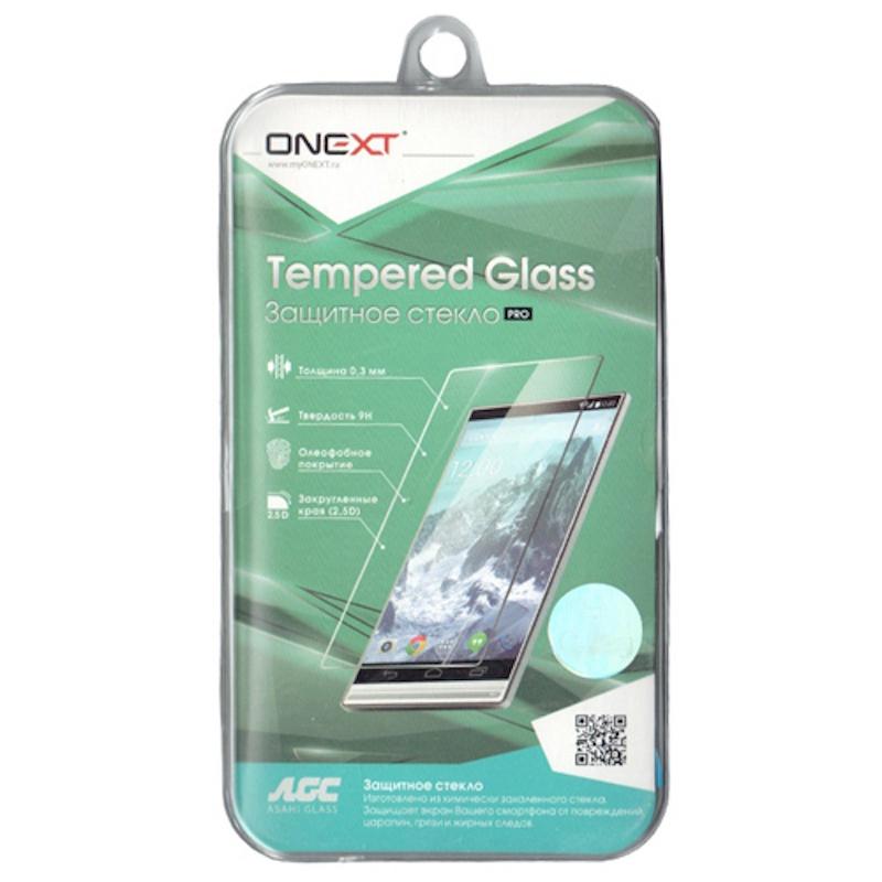 Защитное стекло Onext для дисплеев 4, 641-40960, универсальное защитное стекло onext для huawei p10 lite 641 41432 с рамкой белый