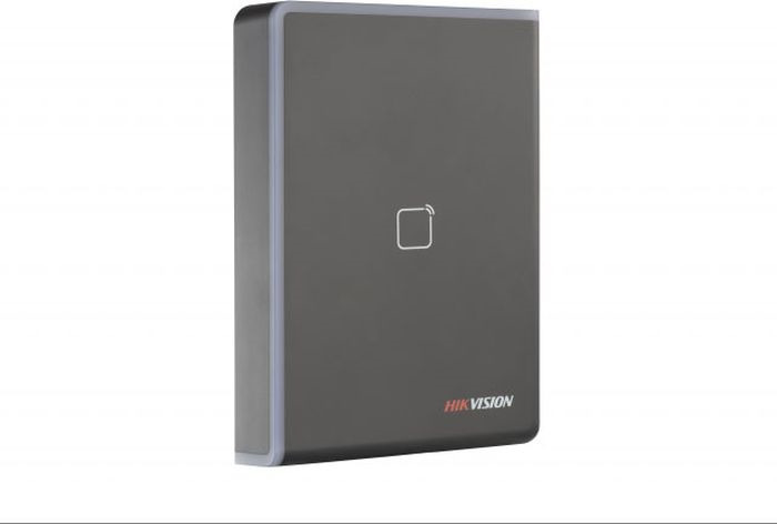 все цены на Считыватель карт Hikvision DS-K1108E, темно-серый онлайн