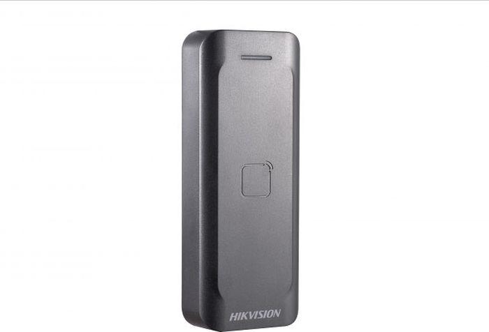 все цены на Считыватель карт Hikvision DS-K1802M, темно-серый онлайн