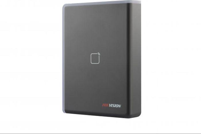 все цены на Считыватель карт уличный Hikvision DS-K1108M, темно-серый онлайн