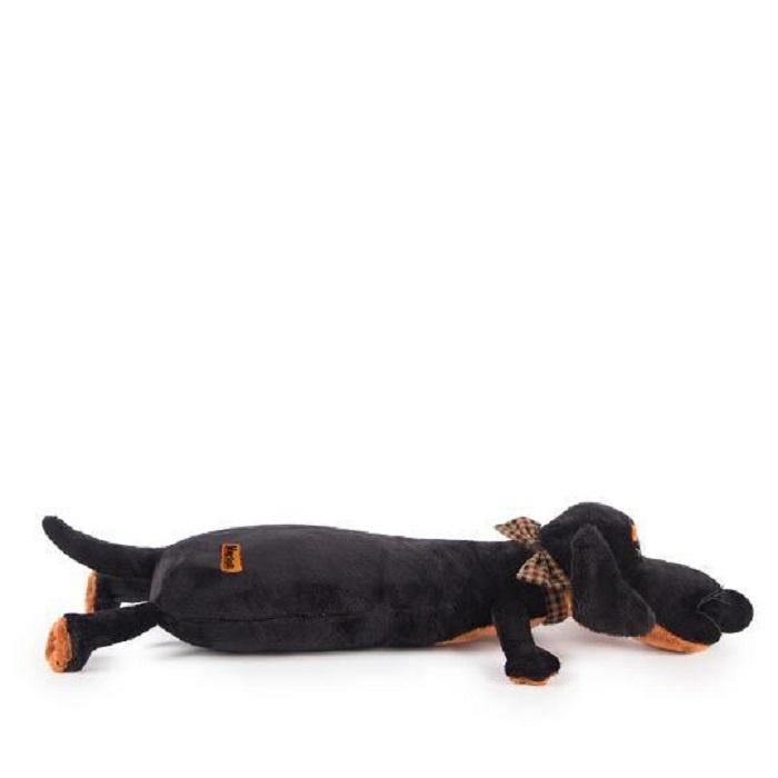 """Мягкая игрушка-подушка Basik & Ko Budi Basa """"Ваксон"""", Vaks65-007, черный, 55 см"""