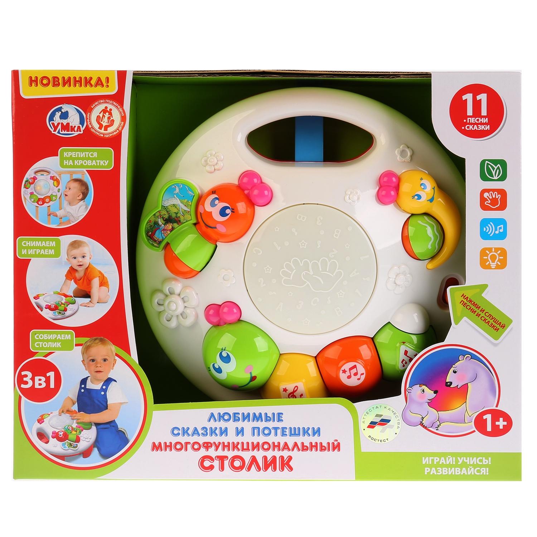 Развивающая игрушка Умка B1607564-R проектор развивающий умка любимые колыбельные песни и сказки 263046 желтый