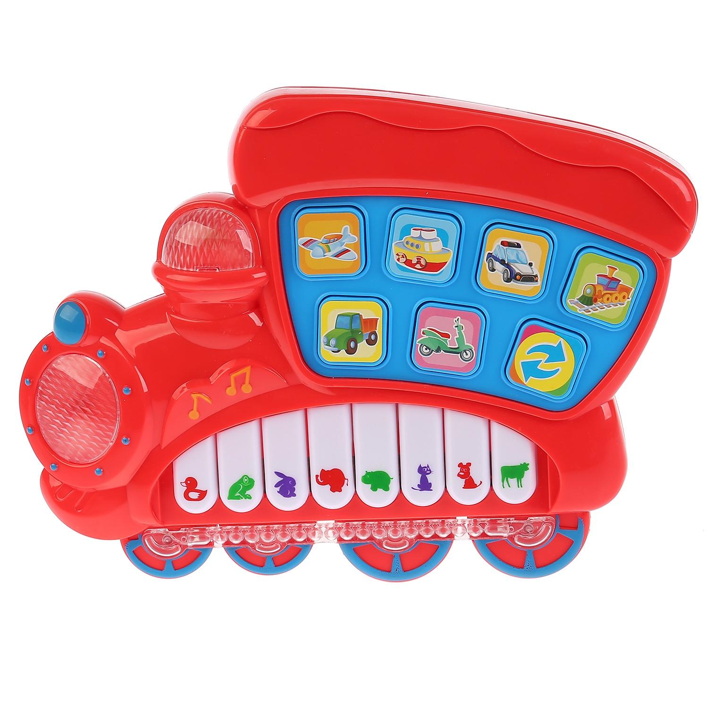 Развивающая игрушка Умка B1576571-R детский музыкальный инструмент умка обучающее пианино стихи м дружининой b1338657 r1
