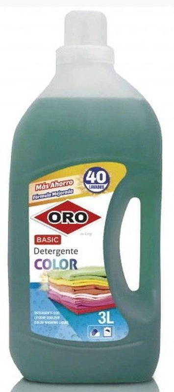 Гель для стирки ORO, 1391400/007184, для цветного белья гель для стирки oro 1391400 007184 для цветного белья