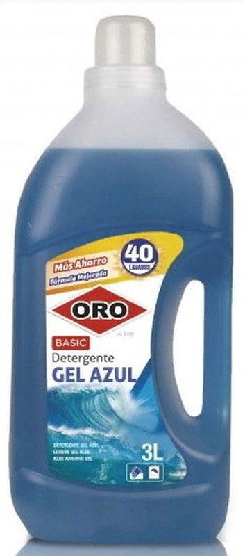 Гель для стирки ORO, 1362400/106016, универсальное, для любого белья, гель для стирки oro 1391400 007184 для цветного белья